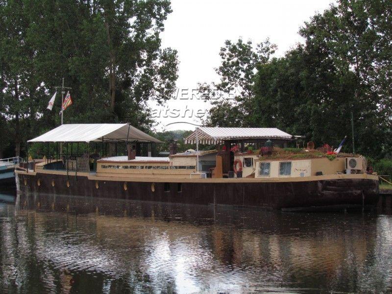 Barge Conversion Gîte De France