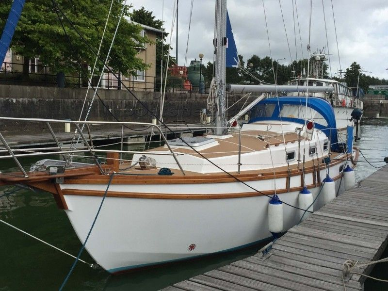 Golden Hind 31 Fitted Out 2011 - 2015