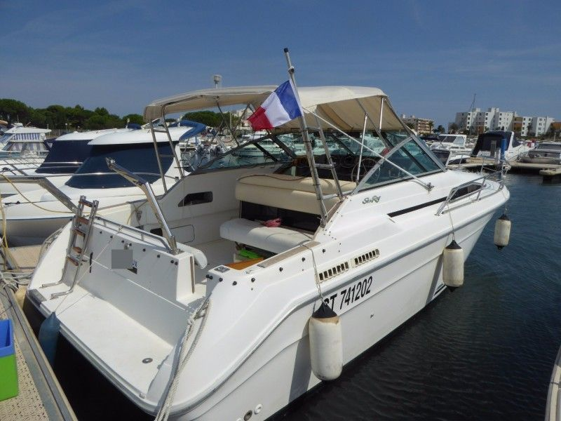 Sea Ray 280 Sundancer Full Renovation