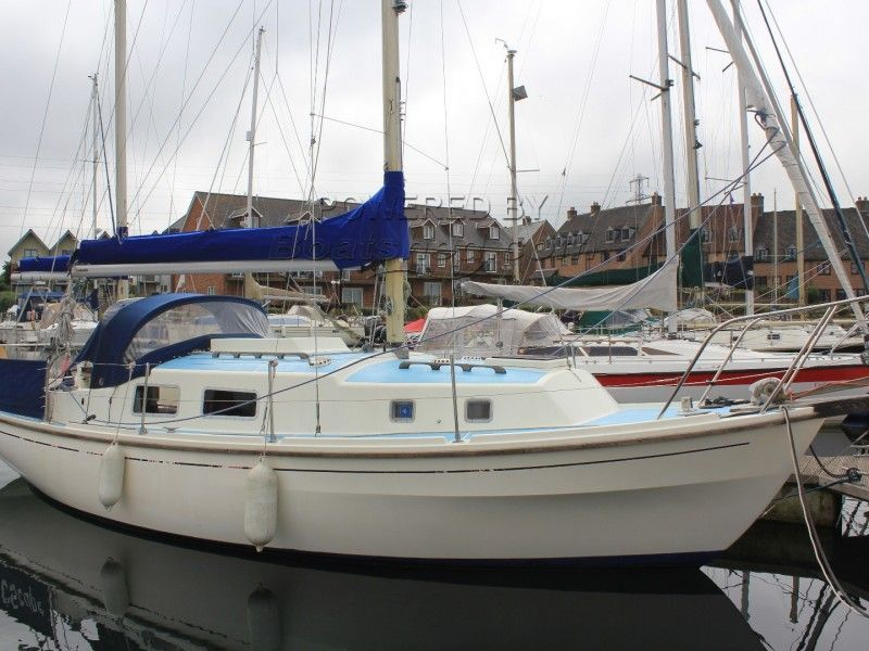 Westerly Longbow Aft Cockpit Ketch
