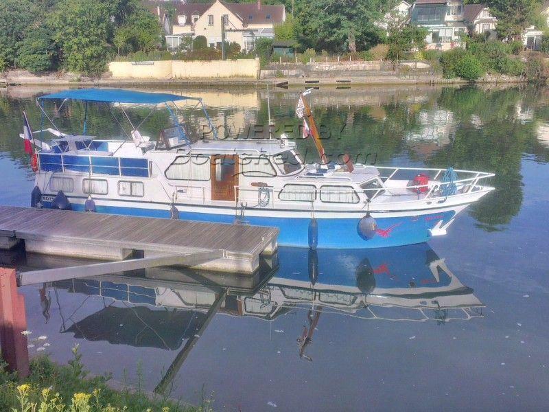 Dutch Steel River Cruiser PALMA 44