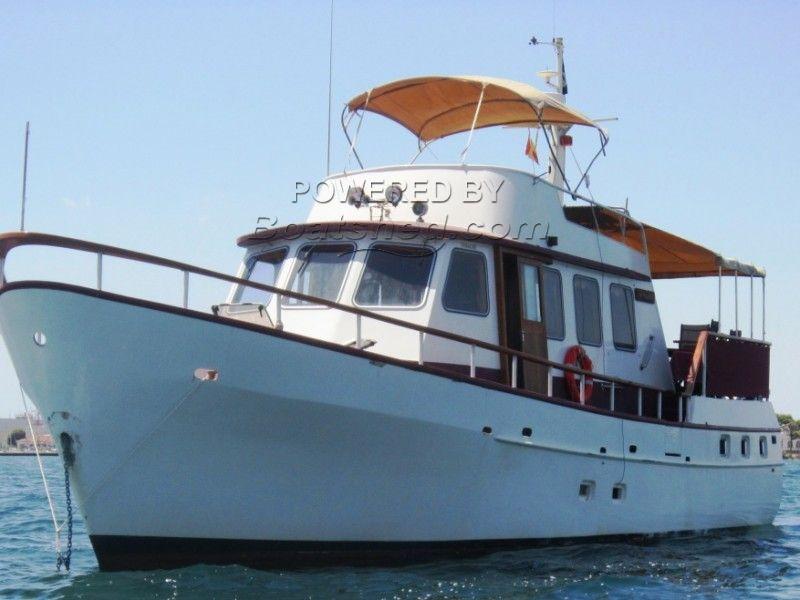 Monvoran Seacraft Trawler