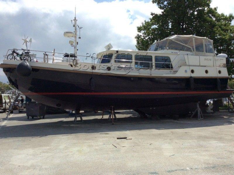 Dutch Steel Cruiser SMELNE Vlet 13.5