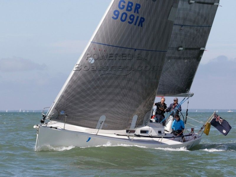 Oceantuff 36 Test Boat