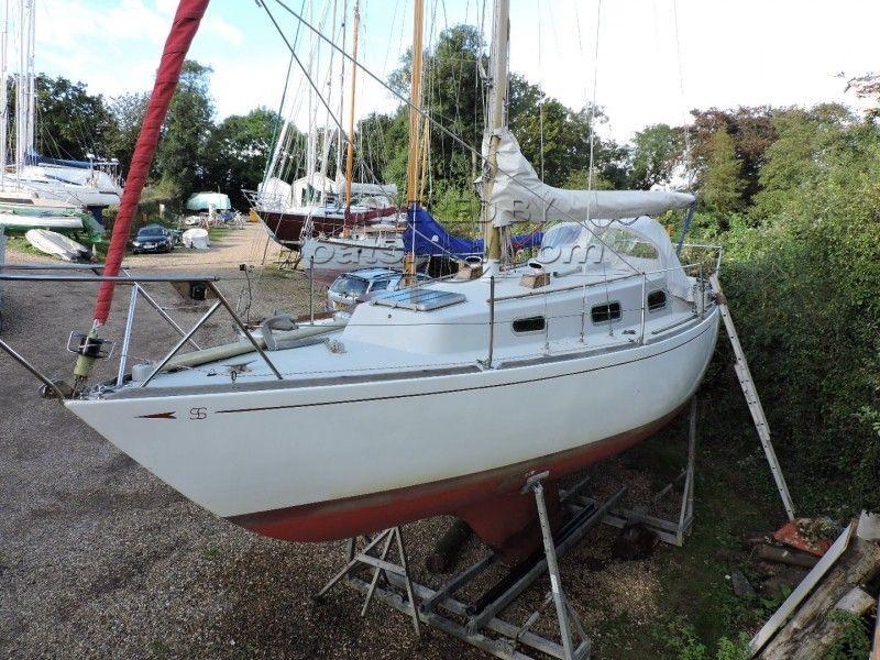 Sparkman & Stephens 30 Coastal Cruiser