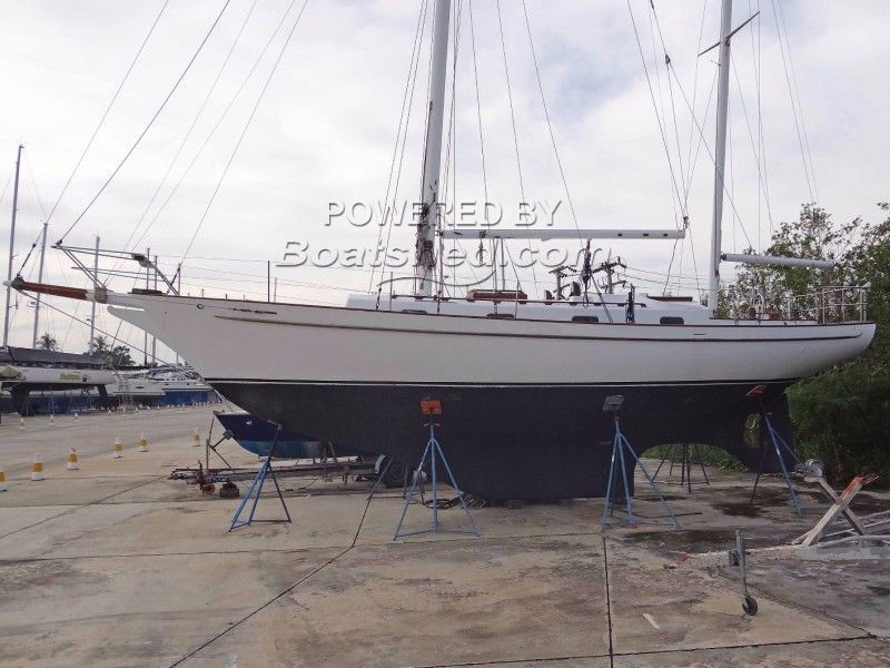 Orams Marine Bluewater 41 Ketch