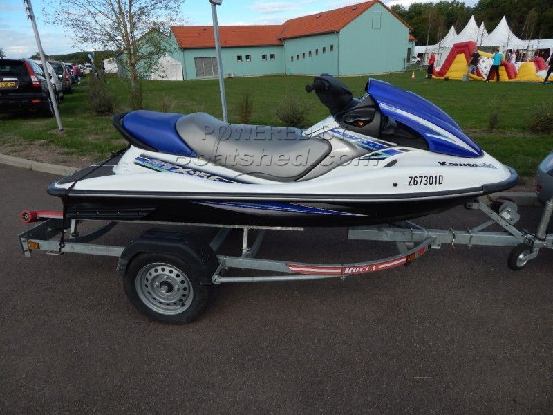 Kawasaki STX-15F For Sale With Boat Ref 226244 For Sale, 3 12m, 2011