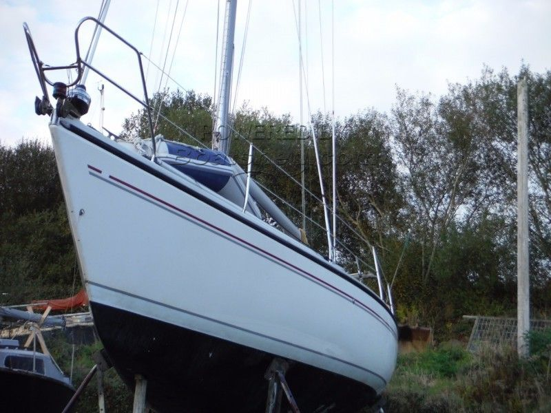 Dehler 34 Coastal Cruiser