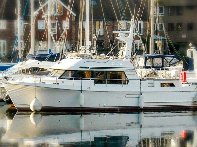 Boat Ocean Alexander 456 Classicco