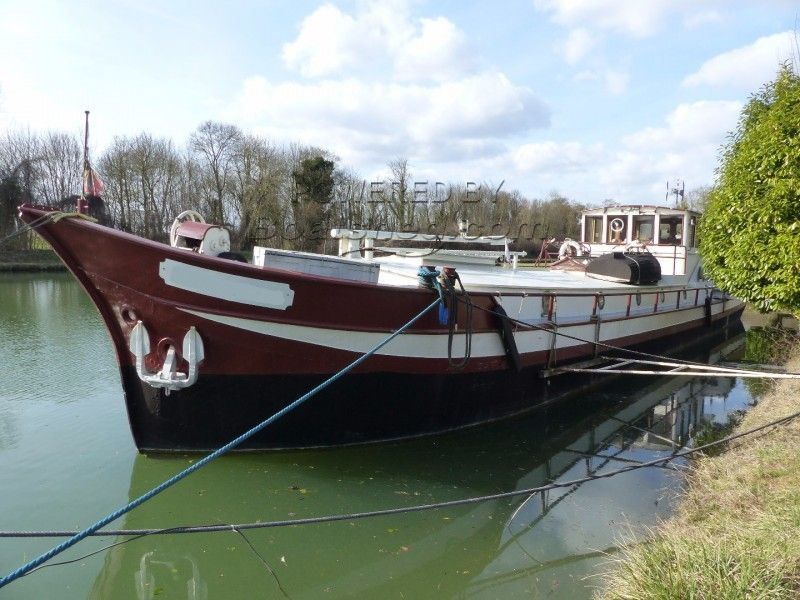 Dutch Barge Klipper Superb Cruising Or Liveaboard Barge