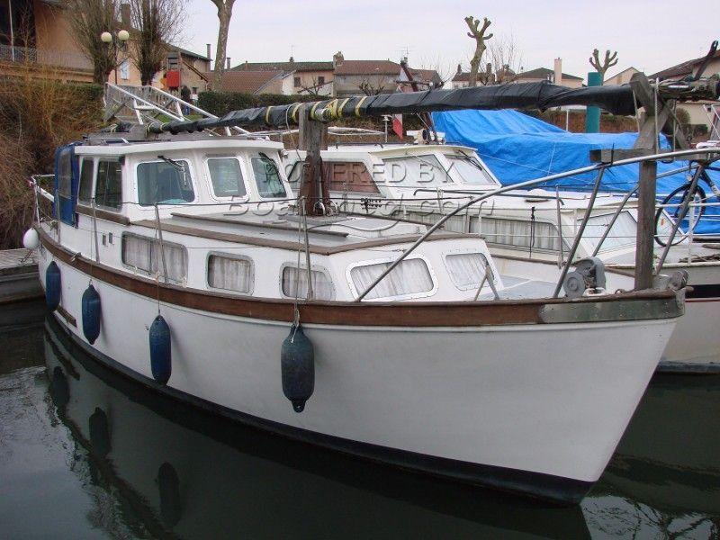 Motor Sailor 30-ft