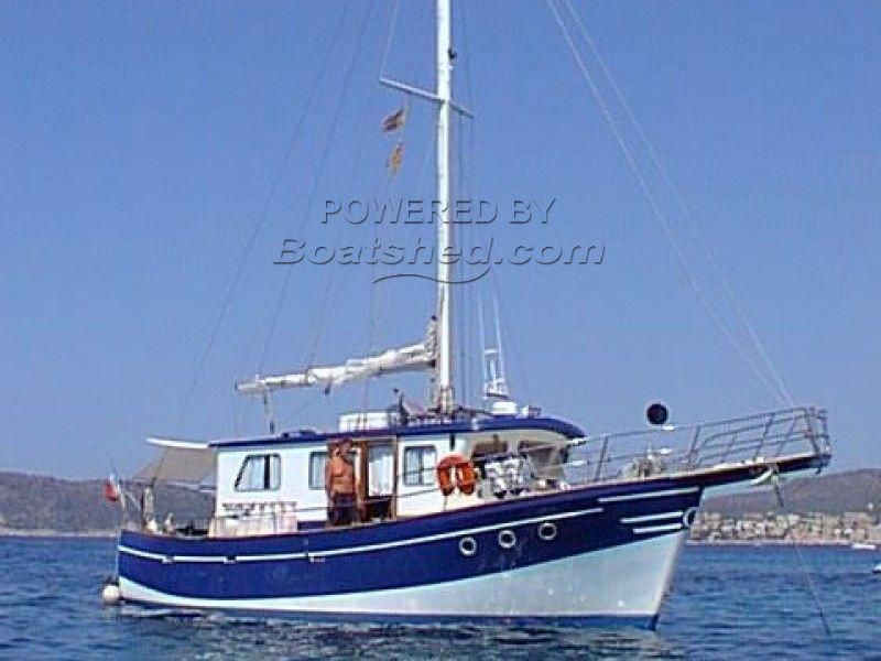 Motor Sailor 12m Trawler