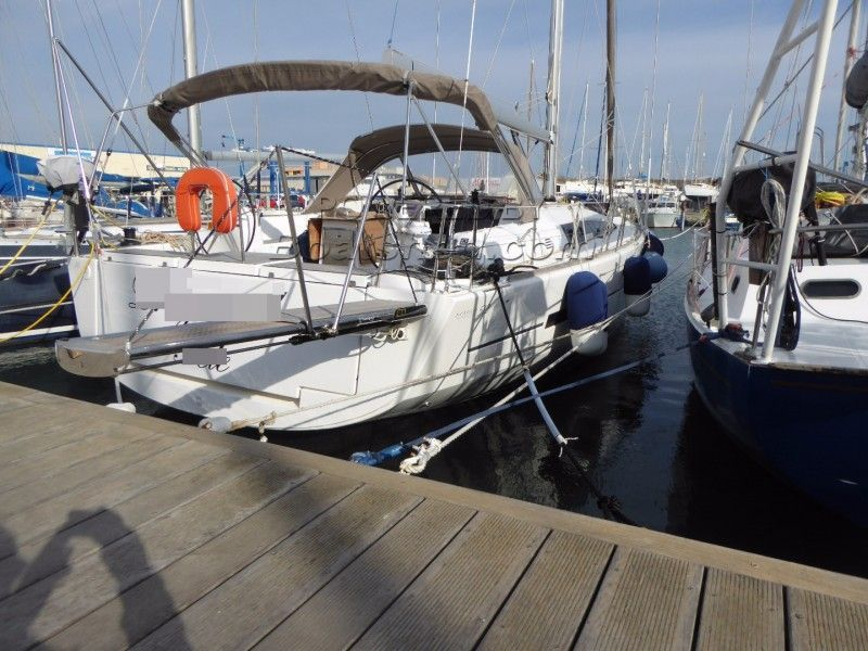 Dufour 512 Grand Large Built To Order With More Than 200,000€ Fitted