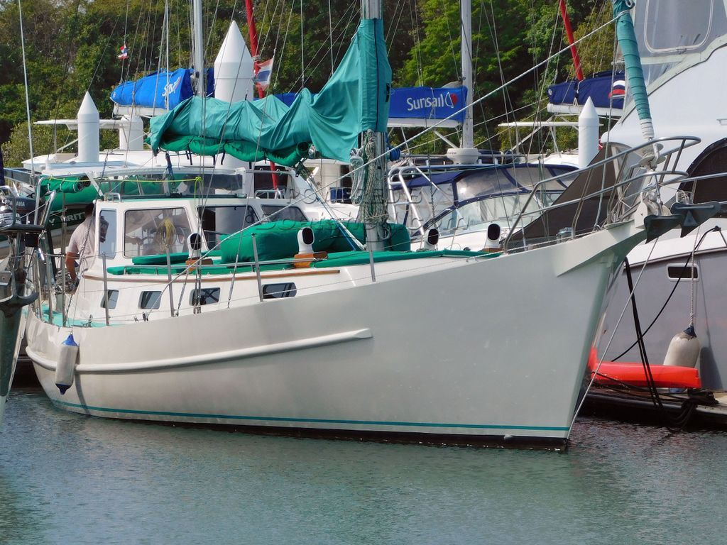 Adams 45 Steel Sloop