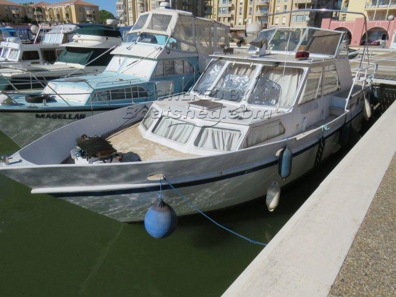 De Groot Beachcraft Live Aboard Dutch Cruiser