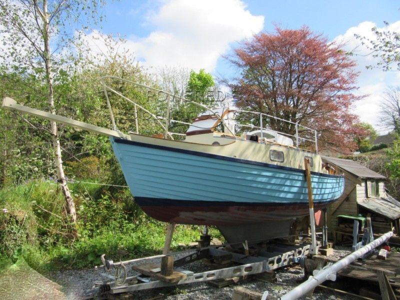 Holliwell Class Sailing Yacht