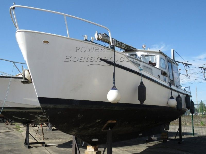 Motor Sailor 34 Inland & Coastal Cruiser