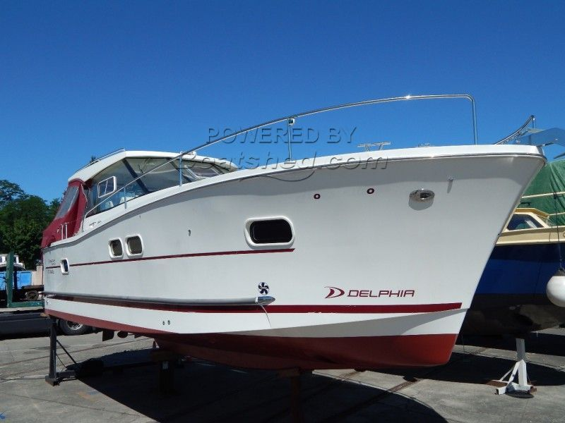Delphia ESCAPE 1050 Cat.C Trawler