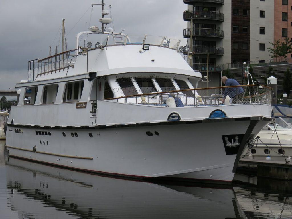 Cantieri Navali Chiavari 22 Metre