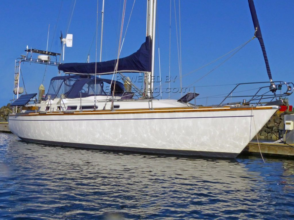 Westerly Ocean 43 For Sale, 13 11m, 1998