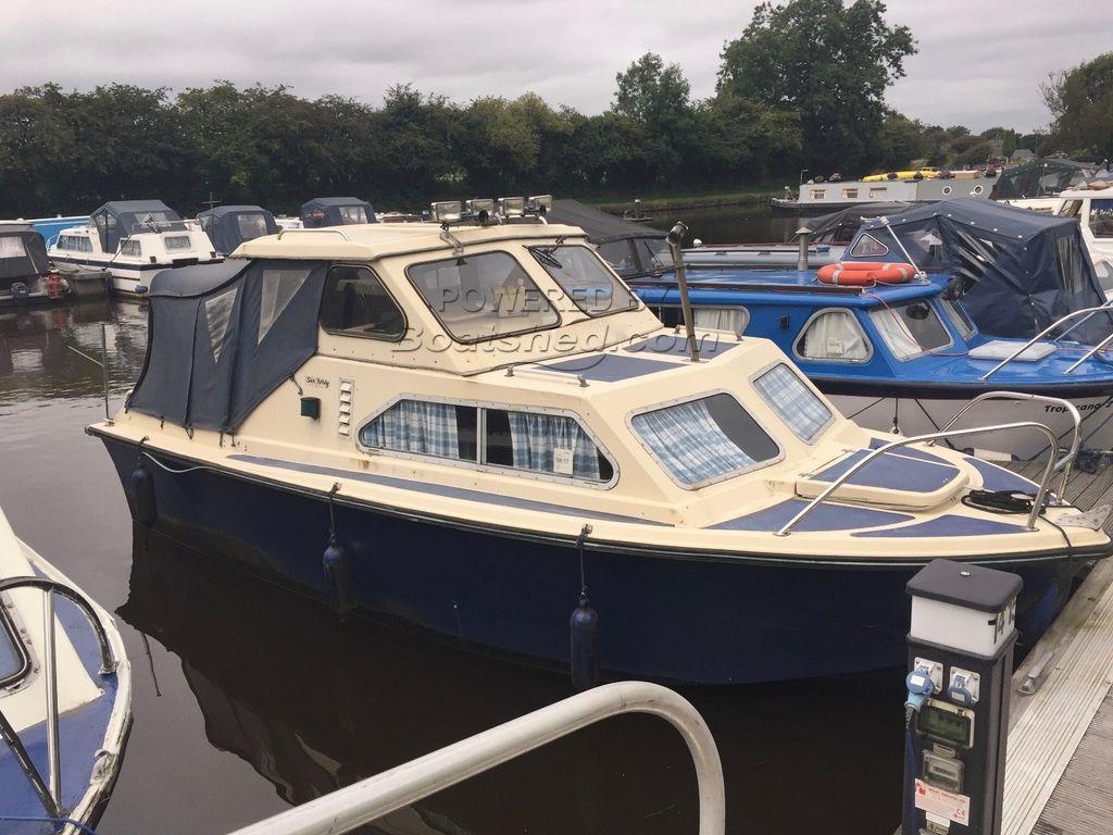 Shetland 640 Inboard Diesel