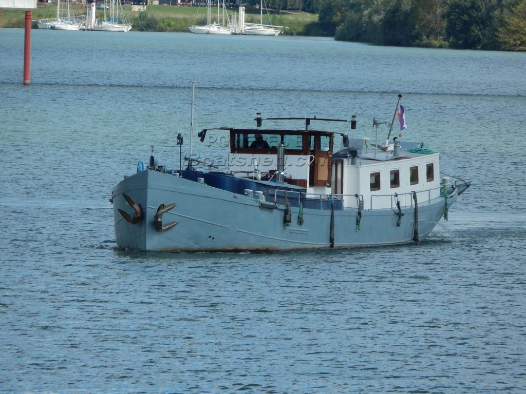 Luxemotor Dutch  Barge Practical Cruising Home