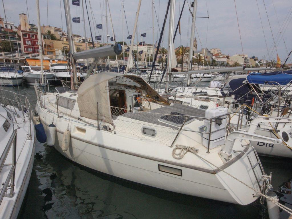 Southerly 115 Mk1 - Swing Keel