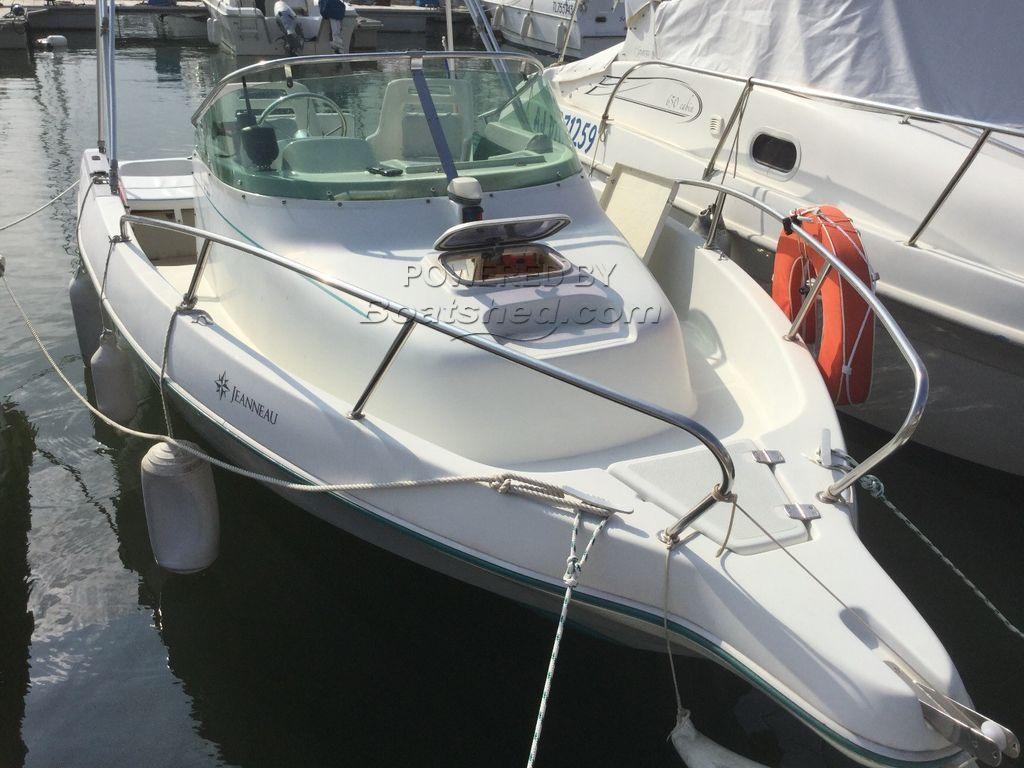 Jeanneau Cap Camarat 565 Wa Open Day Boat For Sale, 5 70m, 1997
