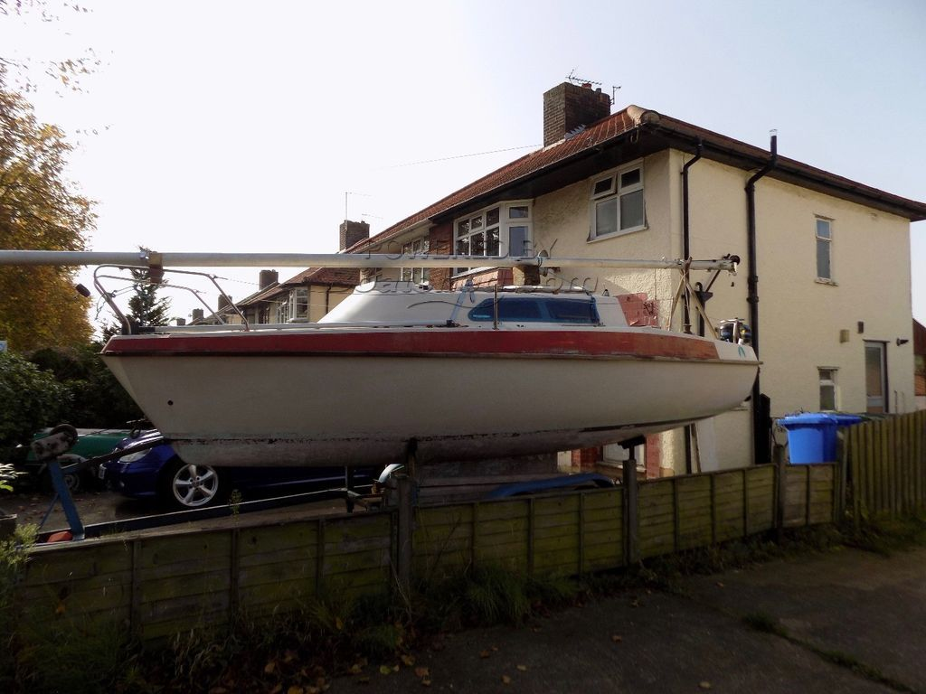 Teliga 20 Project. NOW REDUCED AND INCLUDES TRAILER!!
