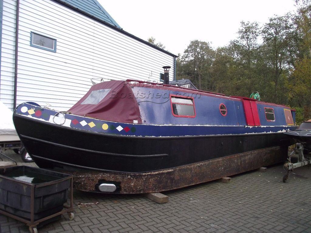 Colecraft Narrowboat 36 Narrowbeam Traditional Stern