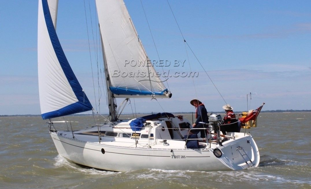 Beneteau First 285 No Expense Spared.