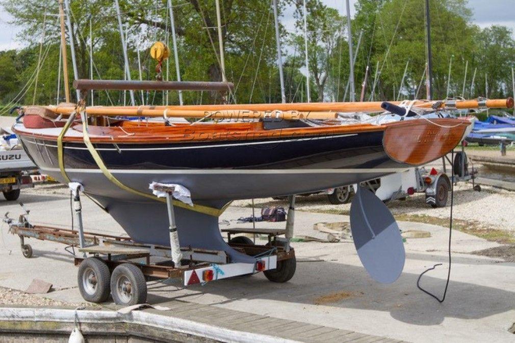 Rebel 16 Classic Sailing Yacht