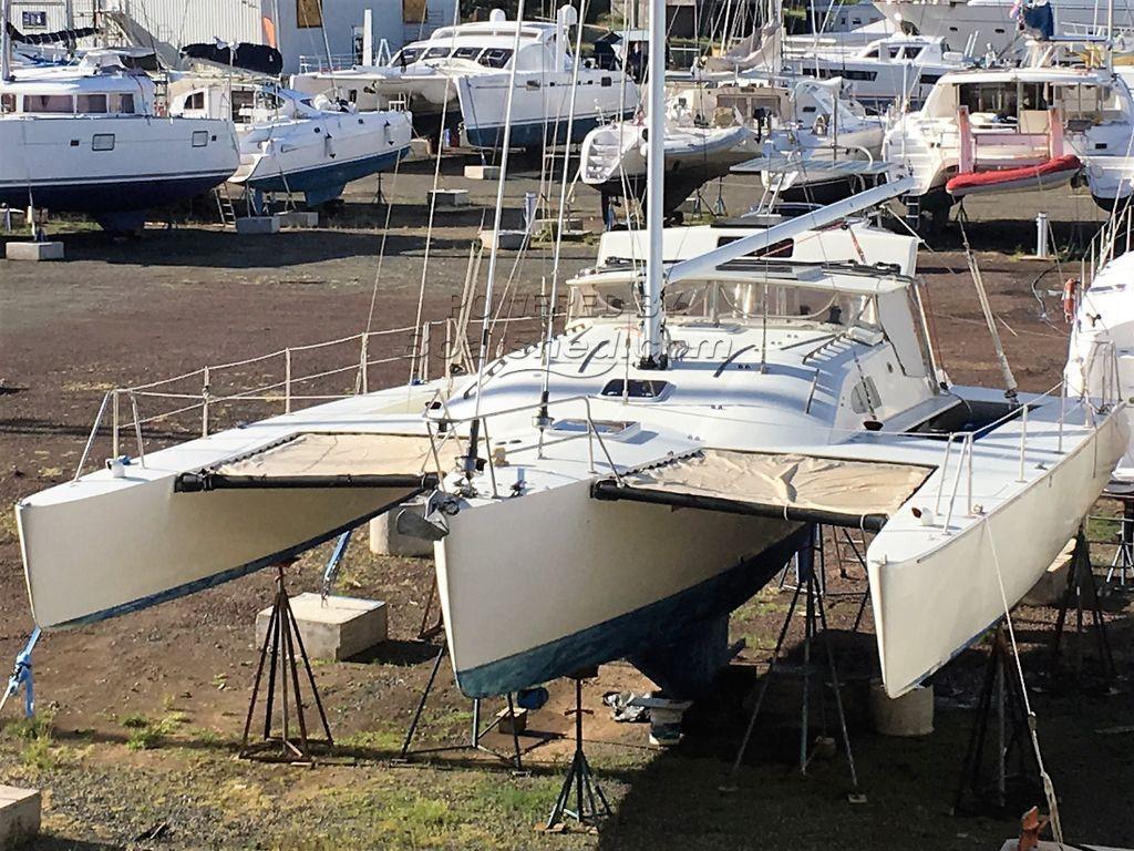 Custom Bluewater Cruiser Trimaran