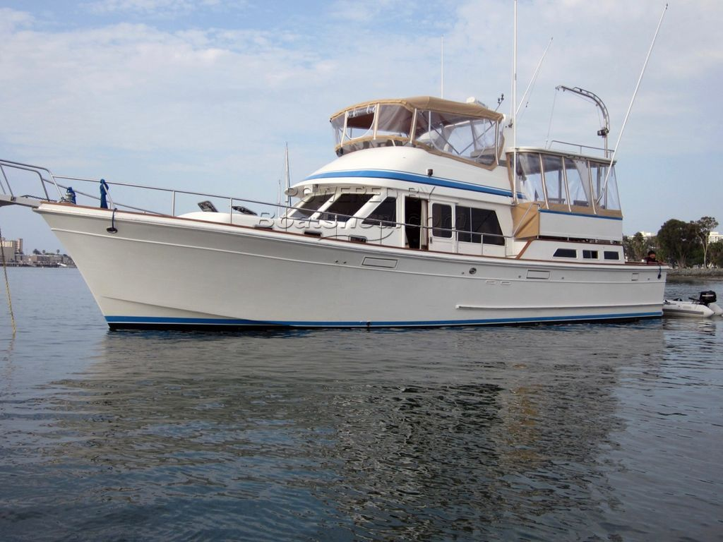 Offshore Yachts 48 Yachtfisher