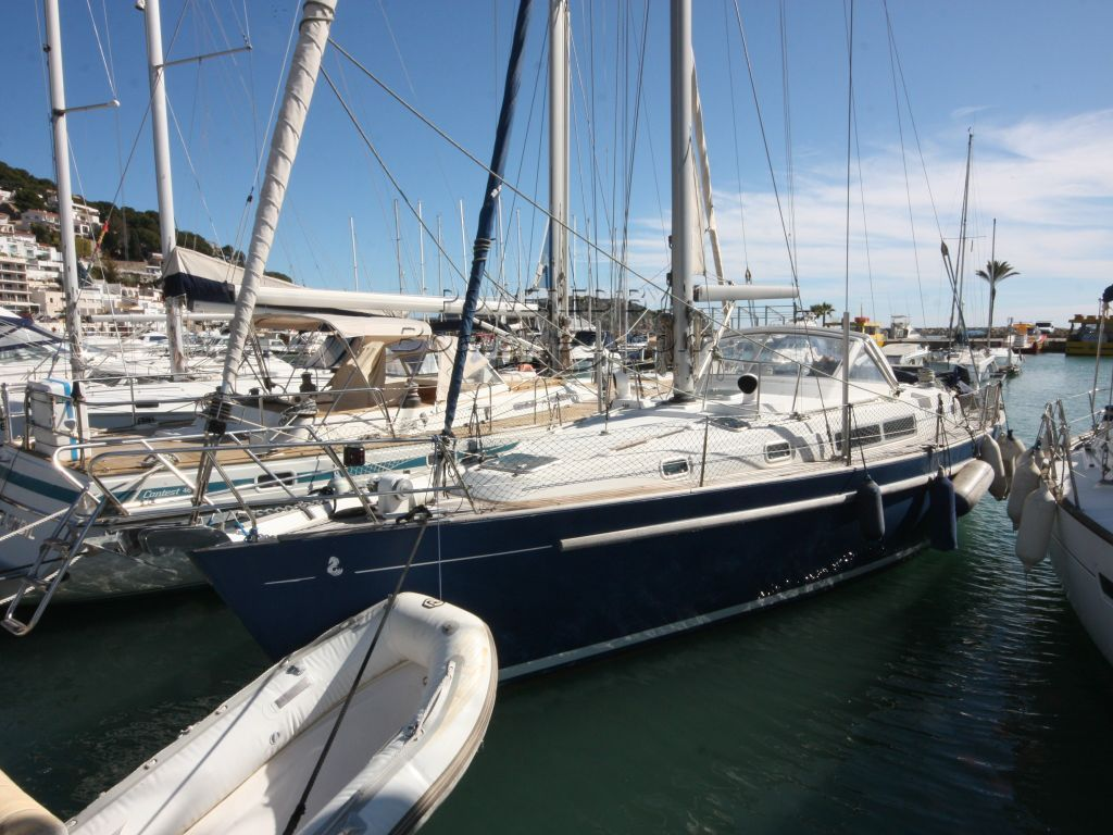 Beneteau Oceanis 44 CC Cutter Rigged Sloop