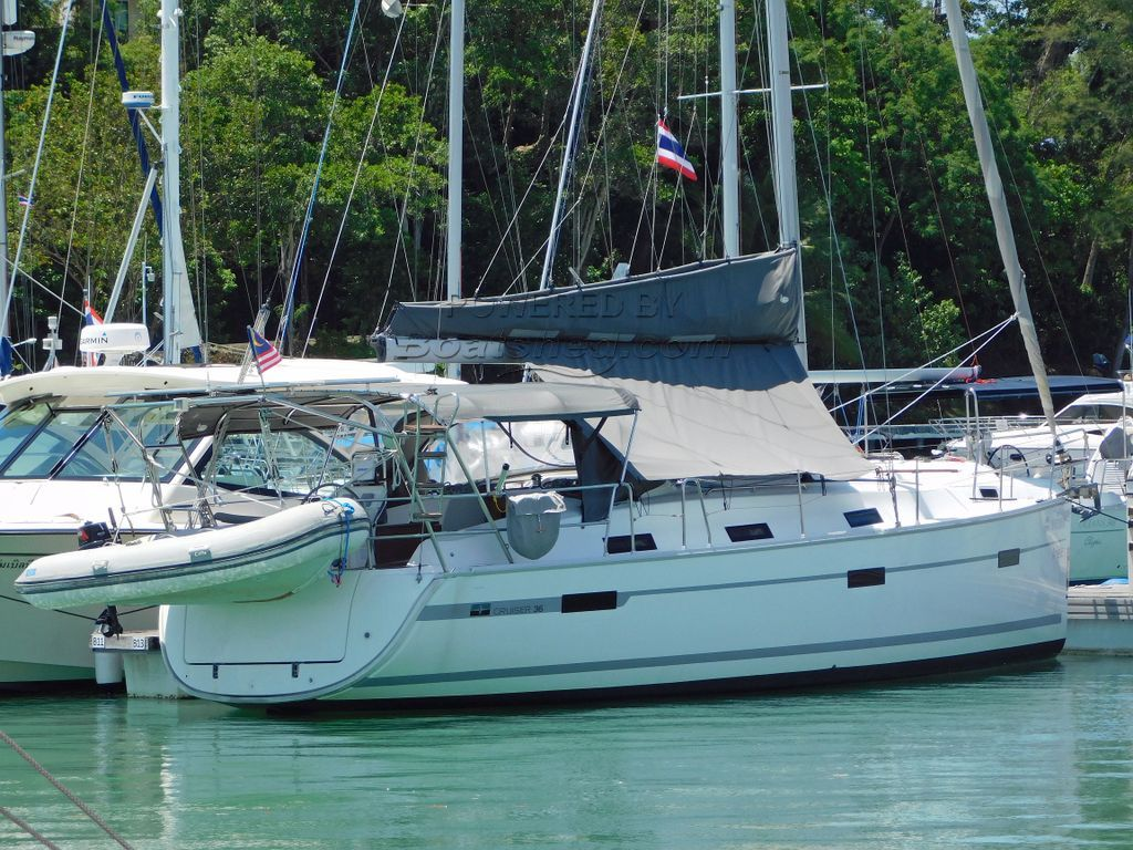 Bavaria 36 Cruiser Sloop