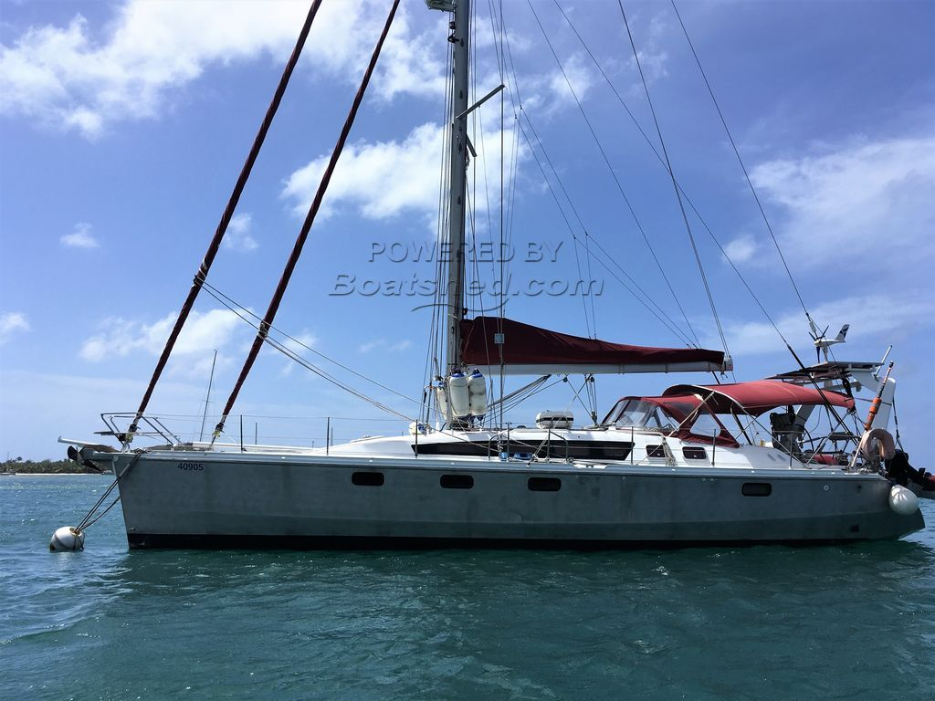 Ovni 445 Aluminium With Lifting Keel