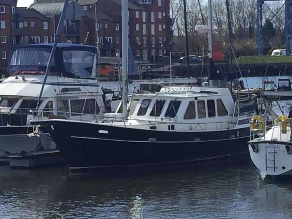 Holterman & De Vries, Meppel, Holland 46 Motor Sailer