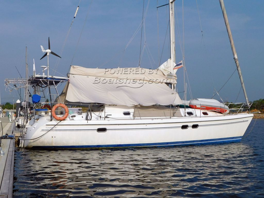 Catalina 387 Shoal Draft