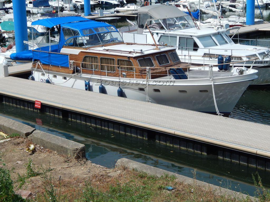 SUPER VAN CRAFT 1320 Live Aboard River Cruiser