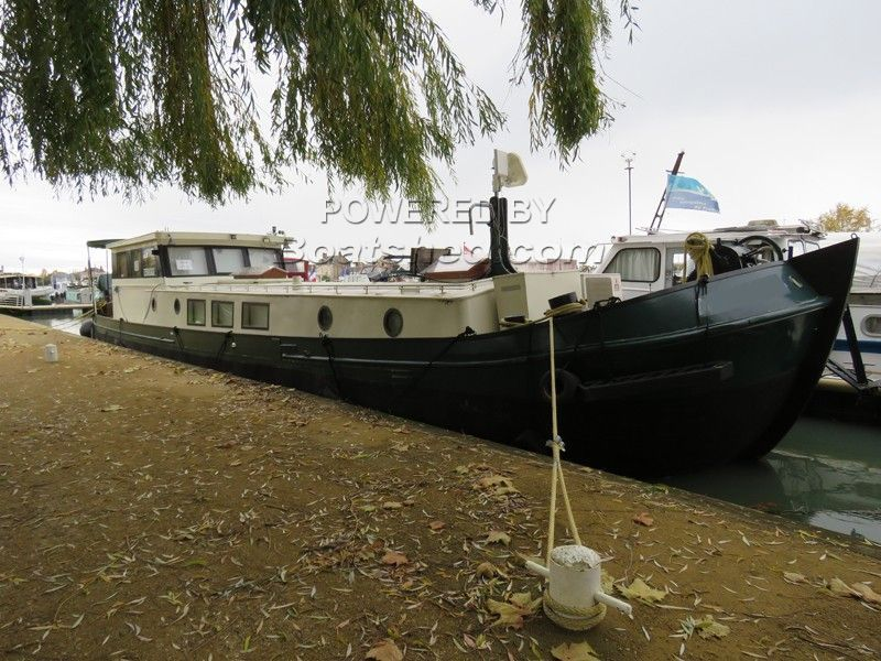 Dutch Barge 17m Quick Sale Required, All Offers W Ill Be Considered!