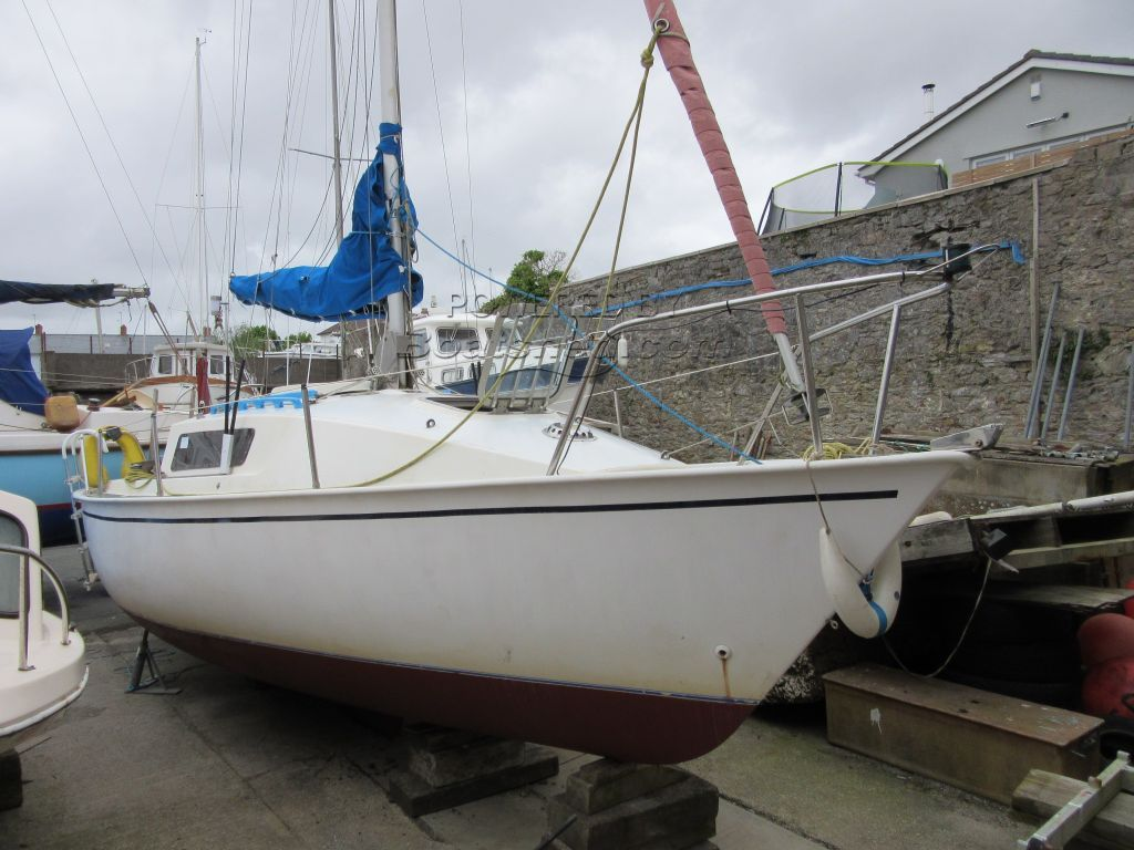 Jaguar 23 Lifting Keel