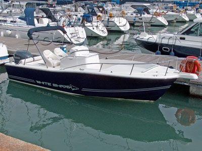White Shark 225 For Sale, 7 07m, 2005