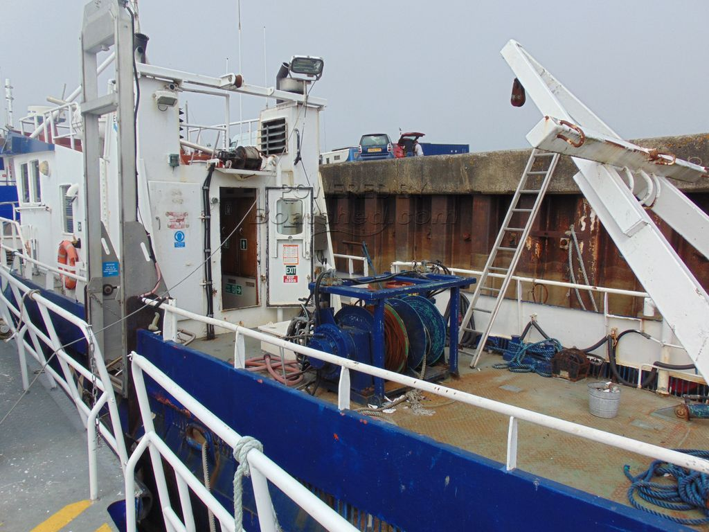 Workboat Ex Cable Layer