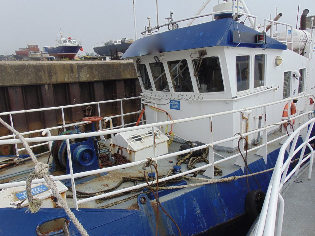 Service Vessel 18m