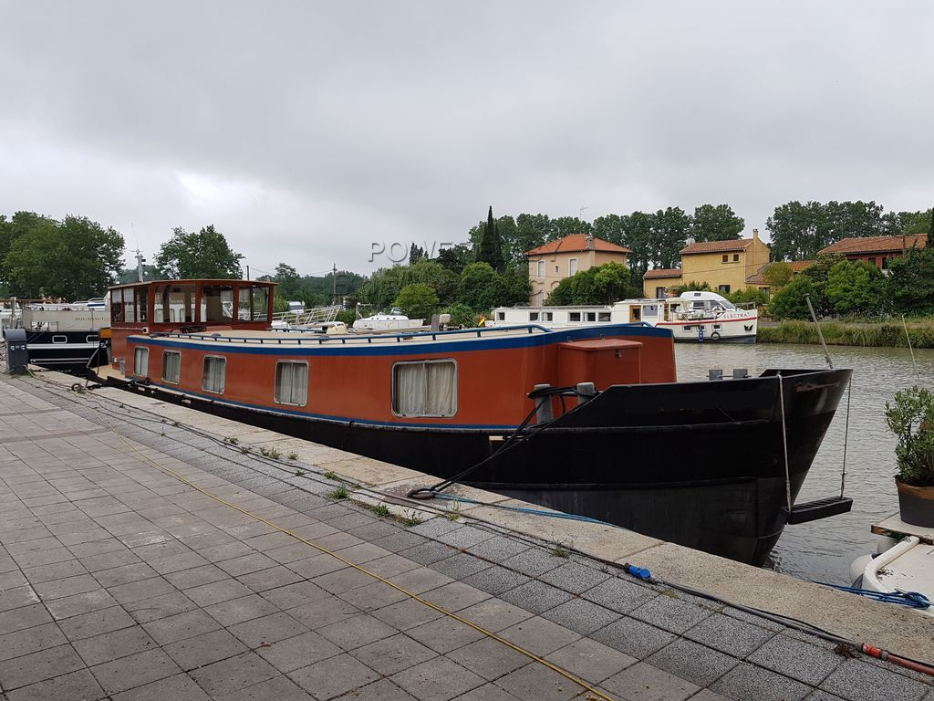 Replica Dutch Barge 58 CAT.C