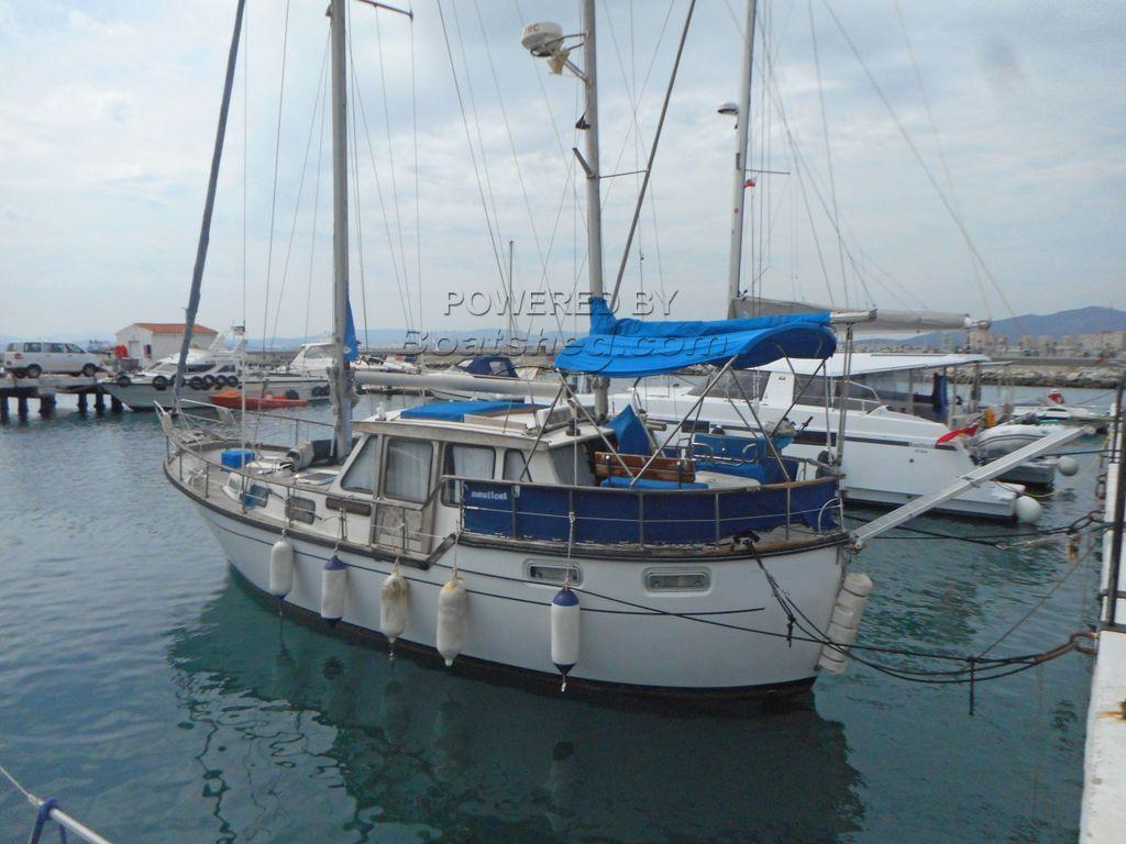 Nauticat 33 Pilot House Motor Sailer
