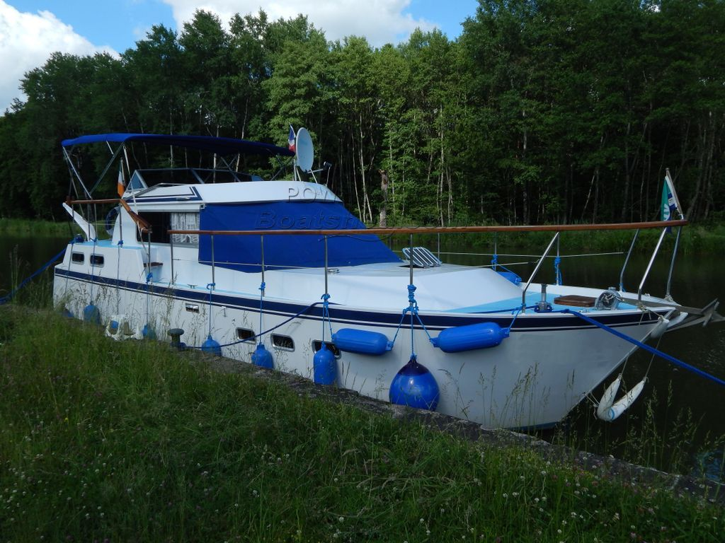 Motor Cruiser 36ft Available At The End Of September