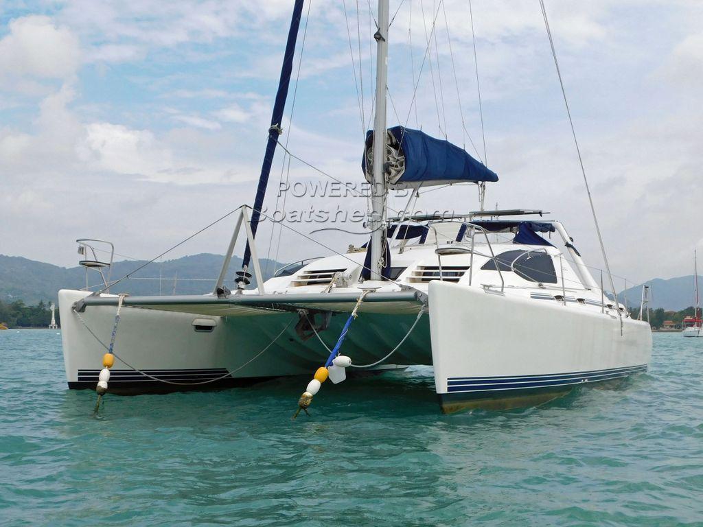 Admiral 38 Executive Catamaran