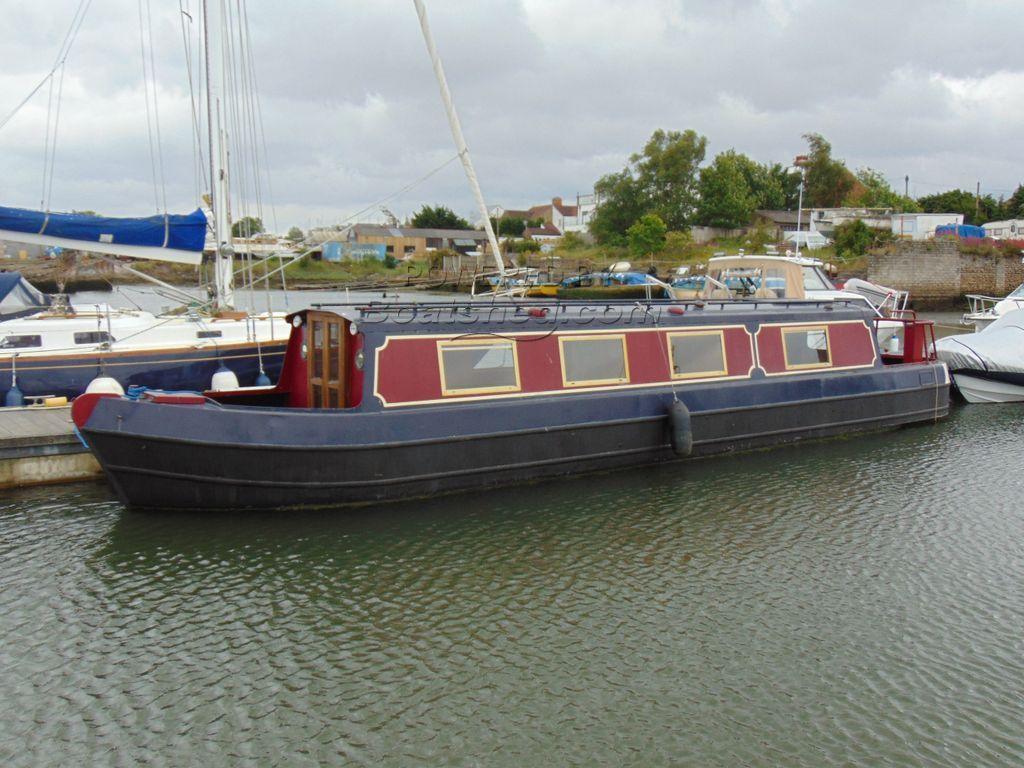 Narrowboat 40ft With Mooring Lifestyle Change?